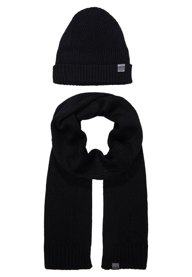 Chillouts - SET - Scarf - black