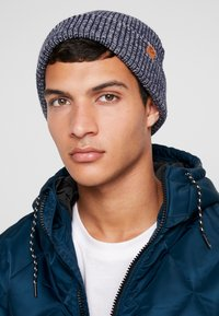 Chillouts - ANTHONY HAT - Beanie - navy - 1