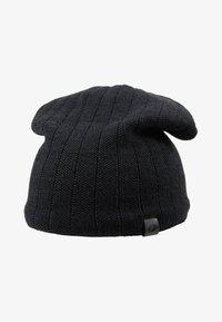 Chillouts - JAMES HAT - Beanie - dark grey - 4