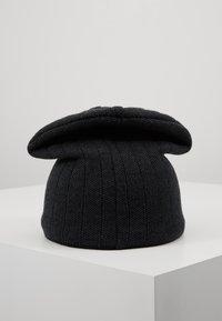 Chillouts - JAMES HAT - Beanie - dark grey - 2