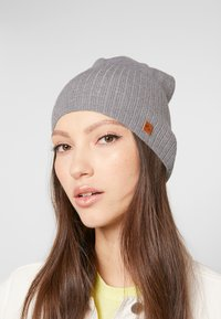 Chillouts - LOWELL HAT - Beanie - light grey - 3