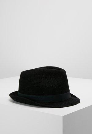 BARDOLINO HAT - Hatt - black