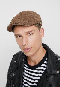 Chillouts - REGAN HAT - Cappello - brown - 1