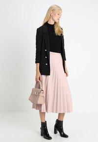 Coast - PLEATED SKIRT - A-line skirt - blush - 1