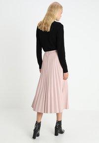 Coast - PLEATED SKIRT - A-line skirt - blush - 2