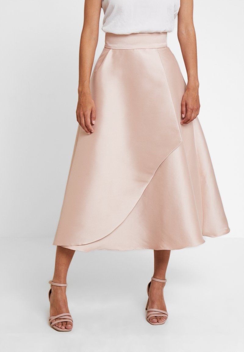 Coast - SKIRT - A-Linien-Rock - champagne