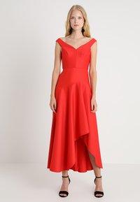 Coast - BELLE DRESS - Maxi dress - red - 0