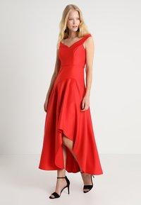 Coast - BELLE DRESS - Maxi dress - red - 2