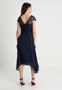 Coast - JADE BODICE DRESS  - Occasion wear - navy - 3