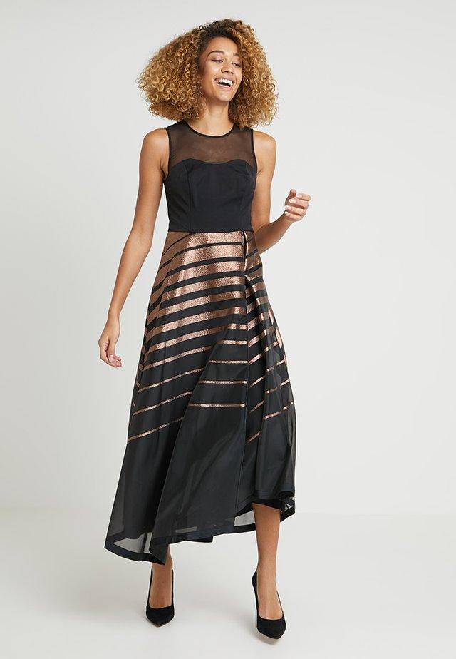 CASS STRIPE - Společenské šaty - multi