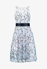 Coast - DANTE IVY EMBROIDERED DRESS - Cocktail dress / Party dress - blue - 5