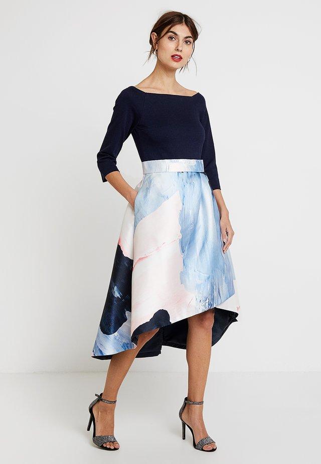 MARINI CHLOI BARDOT DRESS - Robe de soirée - multi