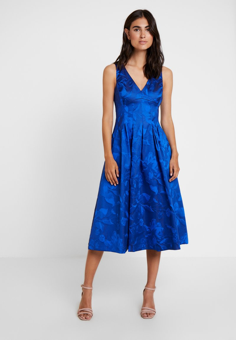 Coast - HENRIETTA DRESS - Occasion wear - blue