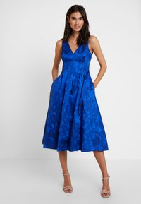 Coast - HENRIETTA DRESS - Occasion wear - blue - 2