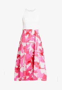 Coast - CAROLYN DRESS - Cocktail dress / Party dress - white/pink - 4