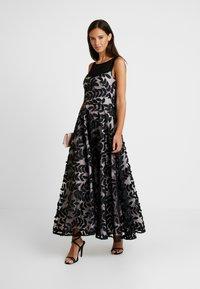 Coast - LEAF DRESS - Occasion wear - black - 2