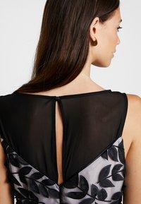 Coast - LEAF DRESS - Occasion wear - black - 5
