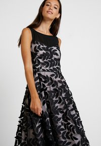 Coast - LEAF DRESS - Occasion wear - black - 4