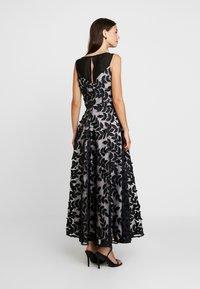 Coast - LEAF DRESS - Occasion wear - black - 3