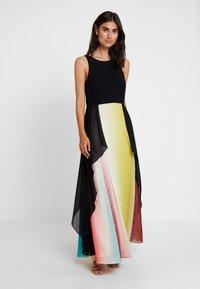 Coast - LINDSAY OMBRE MAXI DRESS - Occasion wear - multi - 0