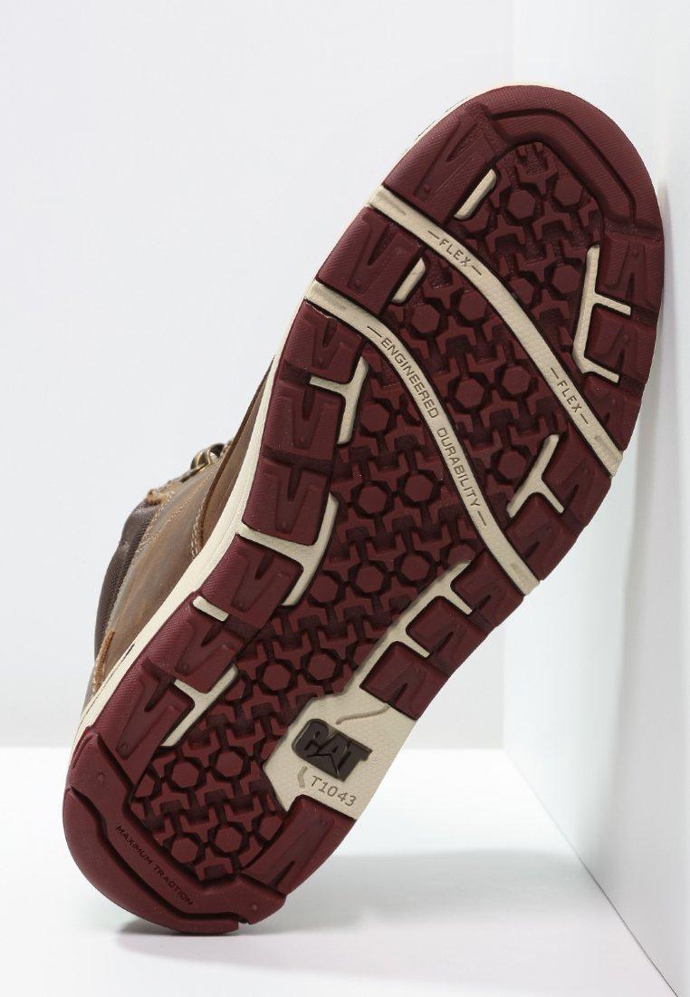 Cat Footwear Colfax - Schnürstiefelette Dark Beige Black Friday
