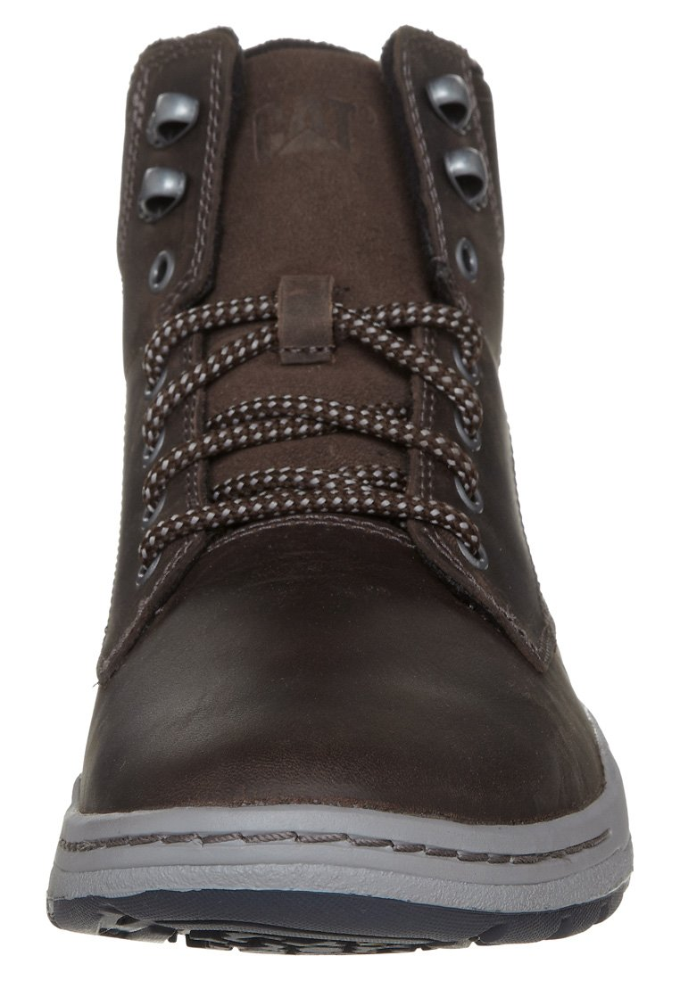 Brown Cat Dark Lacets Footwear ColfaxBottines À QBtshdCrx