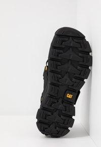 Cat Footwear - PROGRESSOR - Vaellussandaalit - black - 4