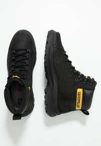 Cat Footwear - BRAWN - Lace-up ankle boots - black - 1