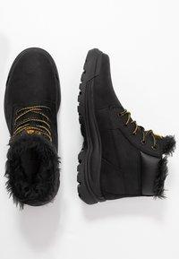 Cat Footwear - VOLT - Snörstövletter - black - 1