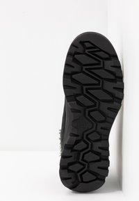 Cat Footwear - VOLT - Snörstövletter - black - 4