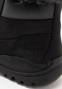 Cat Footwear - VOLT - Snörstövletter - black - 5