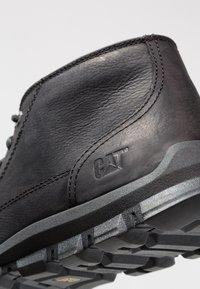Cat Footwear - PREPENSE - Casual lace-ups - black - 5