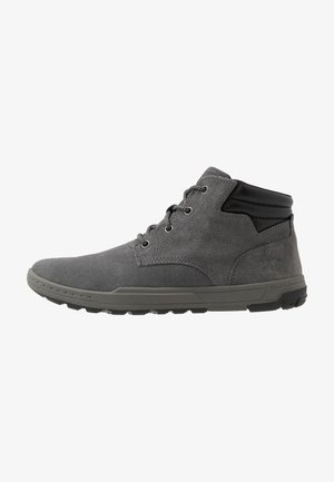 CREEDENCE - High-top trainers - gunmetal