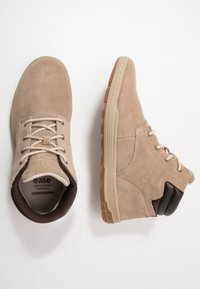 Cat Footwear - CREEDENCE - Zapatillas altas - desert mojave - 1