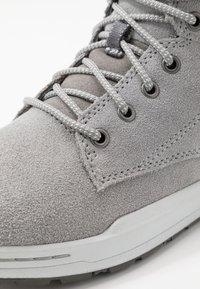 Cat Footwear - COLFAX MID - Korkeavartiset tennarit - wild dove - 5