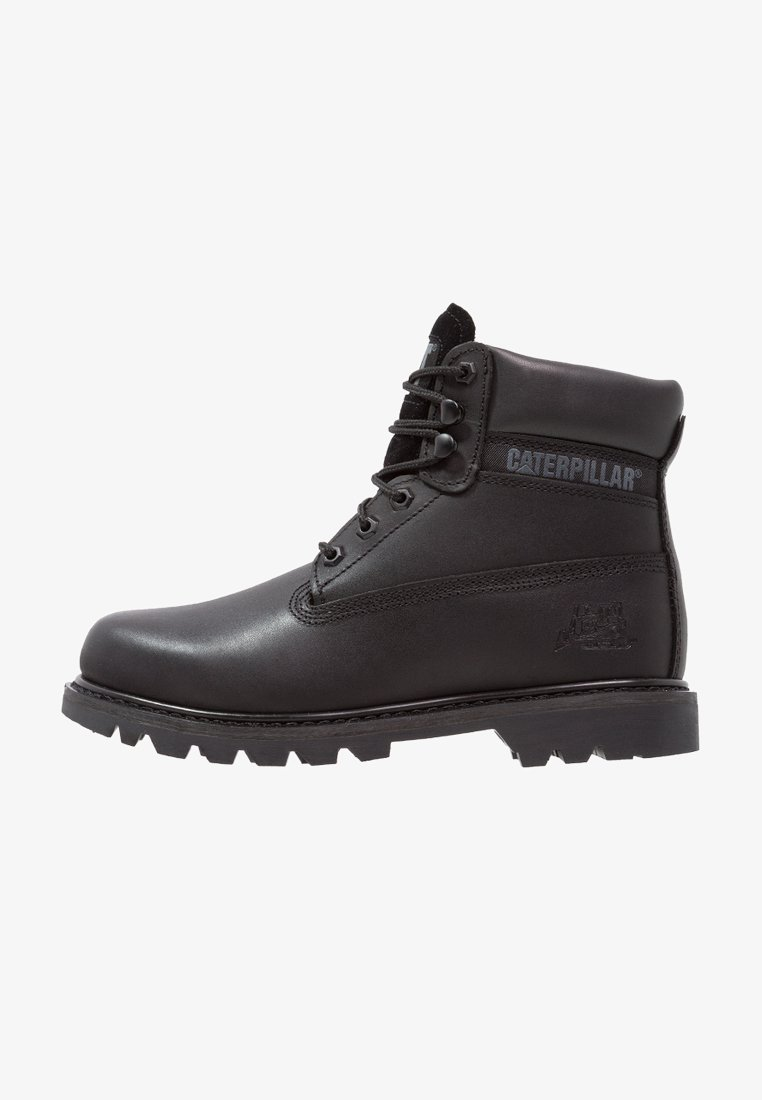 Cat Footwear - COLORADO - Lace-up ankle boots - all black