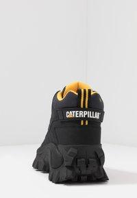 Cat Footwear - RESISTOR - High-top trainers - black - 3