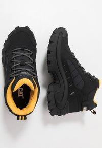 Cat Footwear - RESISTOR - High-top trainers - black - 1