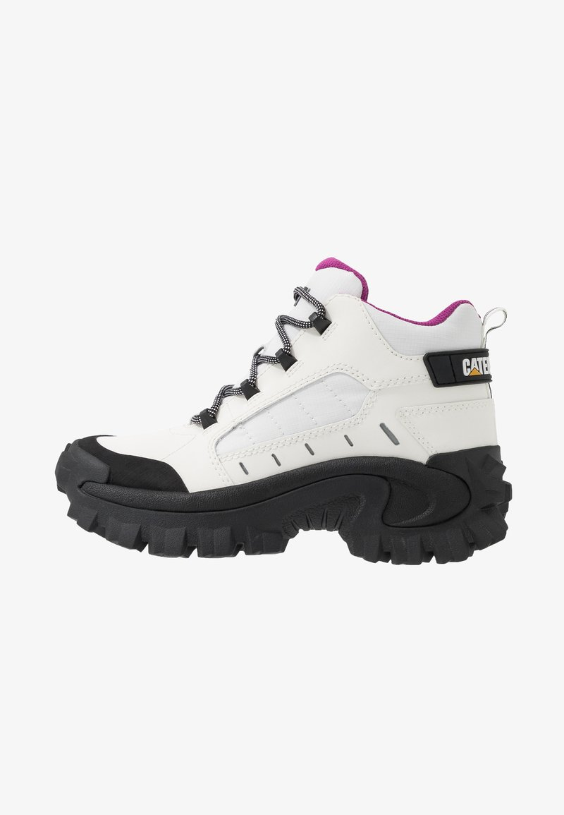 Cat Footwear - RESISTOR - Høye joggesko - white
