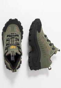 Cat Footwear - INTRUDER - Sneaker low - lichen green - 1