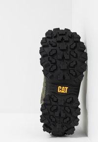 Cat Footwear - INTRUDER - Sneaker low - lichen green - 4