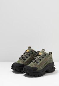 Cat Footwear - INTRUDER - Sneaker low - lichen green - 2