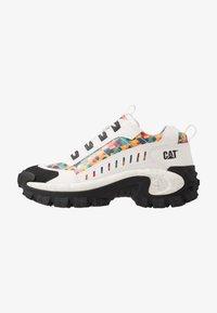 Cat Footwear - INTRUDER - Zapatillas - star white/yellow - 0