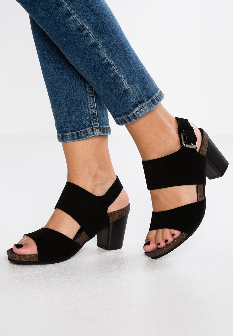 Ca'Shott - Sandals - black