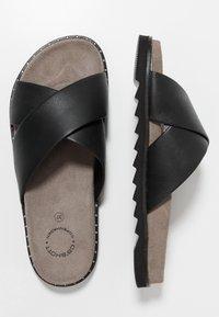 Ca'Shott - Pantolette flach - black - 3