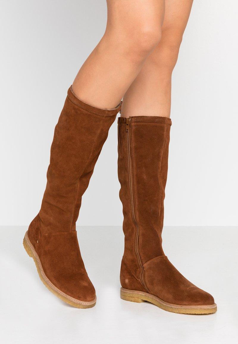 Ca'Shott - Boots - cognac