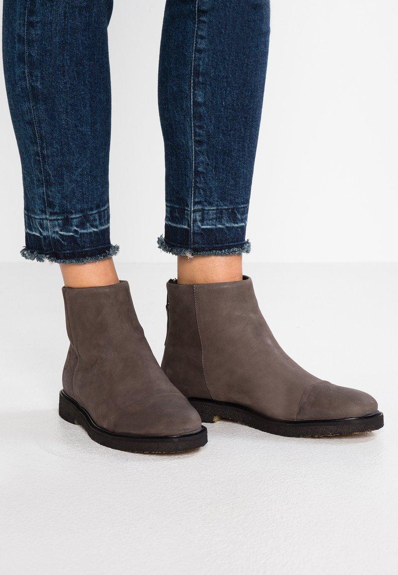 Ca'Shott - Ankle Boot - bandolero grey