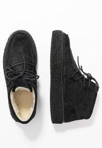 Ca'Shott - Ankle boots - black - 3