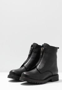 Ca'Shott - Støvletter - black santorini - 4