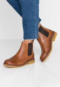 Ca'Shott - Classic ankle boots - camel west - 0
